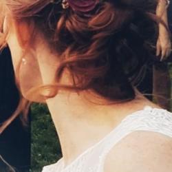 bijoux de cheveux automnale